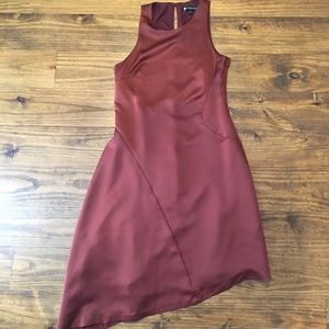Banana Republic size 4 asymmetrical cocktail dress